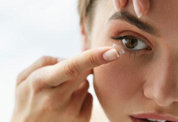 Conseils pour les nouveaux porteurs de lentilles de contact
